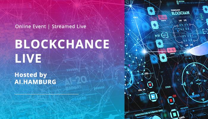 BLOCKCHANCE Live Hosted by AI.HAMBURG