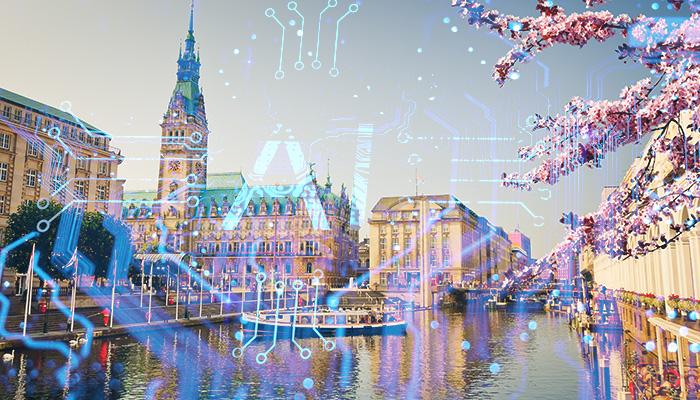 Künstliche Intelligenz auf Wachstumskurs in Hamburg